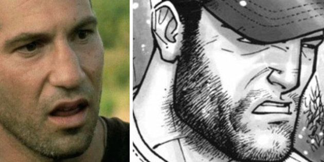The Walking Dead bientôt rediffusée en noir et blanc aux