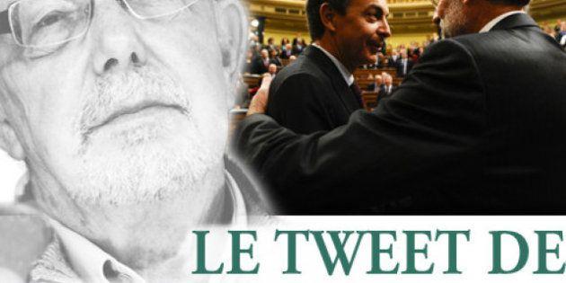 Le tweet de Jean-François Kahn - Sociaux-démocrates de tous les pays, rendez les