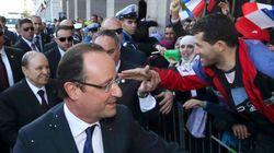 Algérie: une foule en liesse pour
