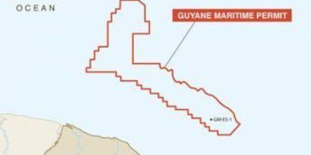 Gisement de pétrole en Guyane: pourquoi Nicole Bricq suspend l'autorisation de forage à