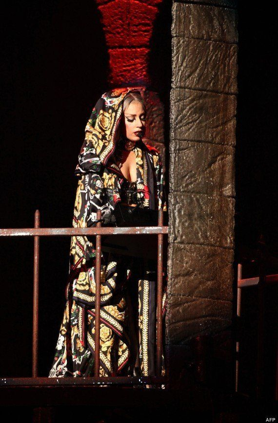 Lady Gaga au Stade de France: un concert