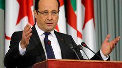 Hollande reconnaît les