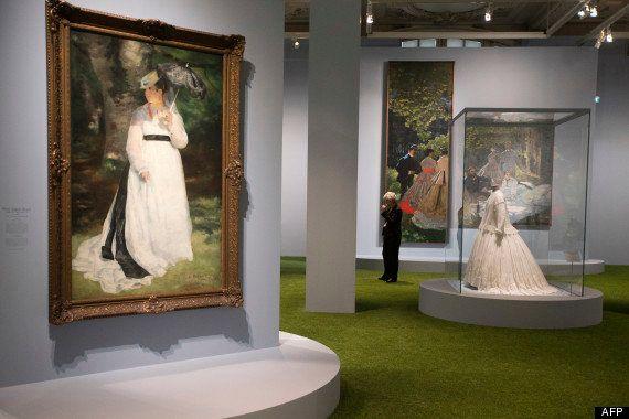 PHOTOS. Les Impressionnistes et la mode au musée d'Orsay en parallèle à la Fashion