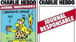 Les deux Unes de Charlie