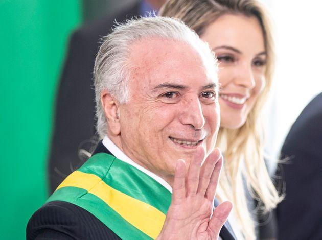 A operação contra o ex-presidente Michel Temer estava prevista para iniciar mais cedo,...