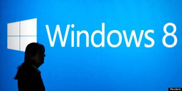 Windows 8: Microsoft constate le fiasco de son dernier
