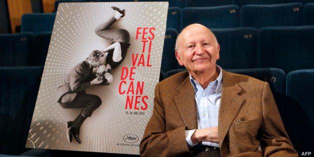 Gilles Jacob quittera la présidence du Festival de Cannes en