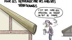 Marine Le Pen veut détruire les