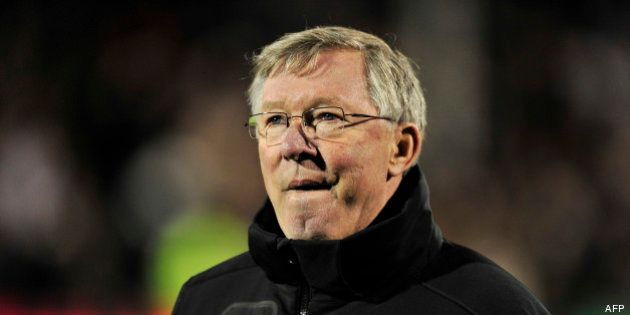 VIDÉOS. Football: Sir Alex Ferguson, 26 ans entraîneur de Manchester United, prend sa