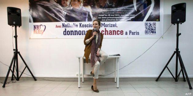 Primaire UMP à Paris: NKM veut y croire, les électeurs peu