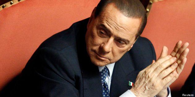 Mediaset: Berlusconi condamné en appel à une peine d'un an de prison ferme pour fraude