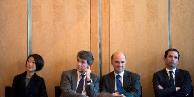 Entre Moscovici et Montebourg, c'est l'auberge espagnole à