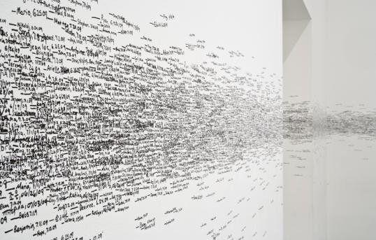 Roman Ondák: l'art du