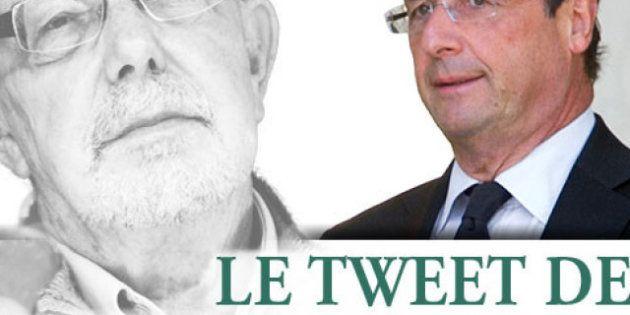 Le tweet de Jean-François Kahn - Sur le