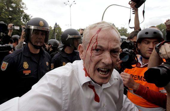 Monsieur Rajoy, je fais partie de cette majorité