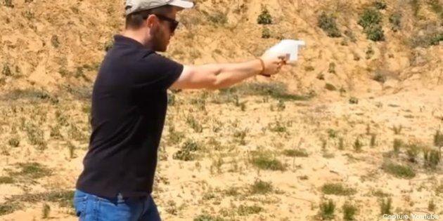 Le Département d'Etat Américain fait retirer les fichiers du 1er pistolet imprimé en