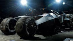 Une Batmobile plus vraie que