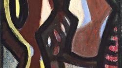 Peinture: Atlan à