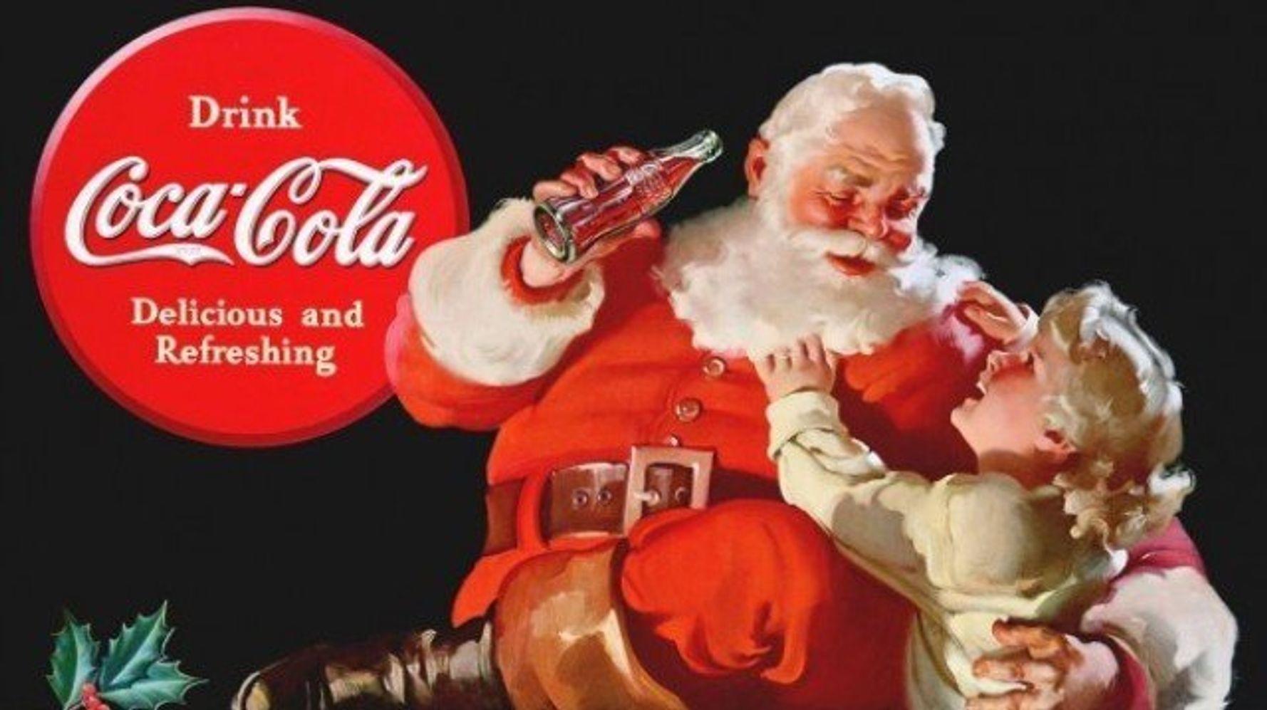 Qui A Inventé Le Pere Noel Non, Coca Cola n'a pas inventé le Père Noël | Le Huffington Post LIFE