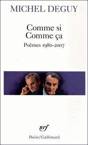 Michel Deguy mis à nu ou le V du renouveau