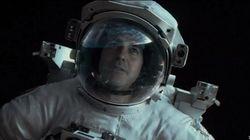 George Clooney en astronaute perdu dans