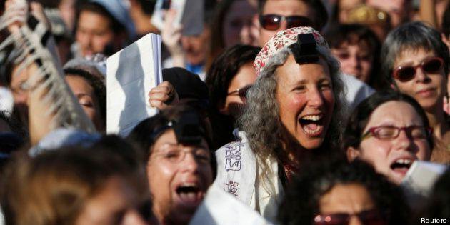 Mur des Lamentations : la victoire des Femmes du