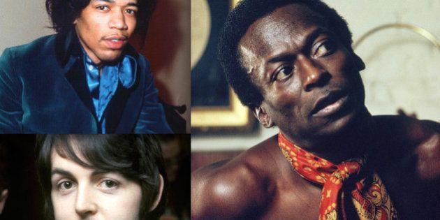 Jimi Hendrix, Miles Davis et Paul McCartney ont failli monter un groupe en