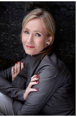 J.K. Rowling: Une place à