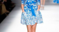Fashion Week vue de Twitter : Ziggy Stardust et des robes
