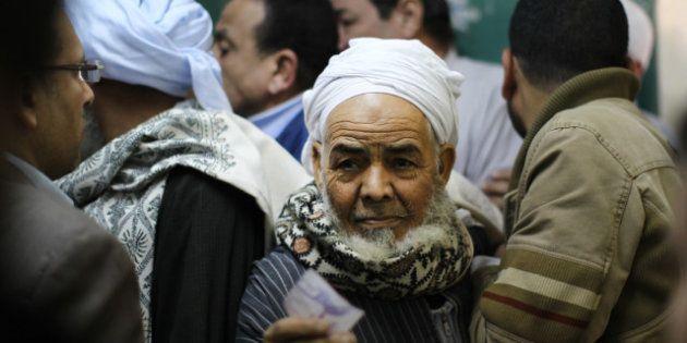 Les Égyptiens disent majoritairement