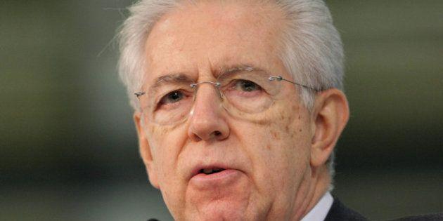 Mario Monti ne sera pas candidat aux élections législatives, mais se dit prêt à diriger