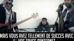 Les rois du Web français se paient Iggy