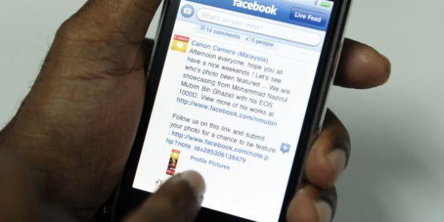 Facebook veut connaître votre numéro de téléphone... pour des raisons de