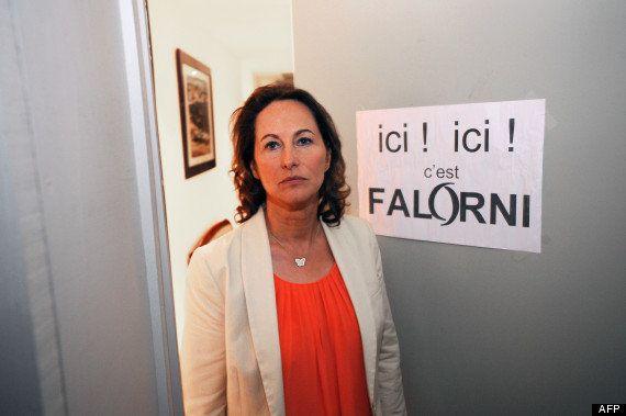 PHOTOS. Les détournements de la photo de Ségolène Royal devant l'affichette