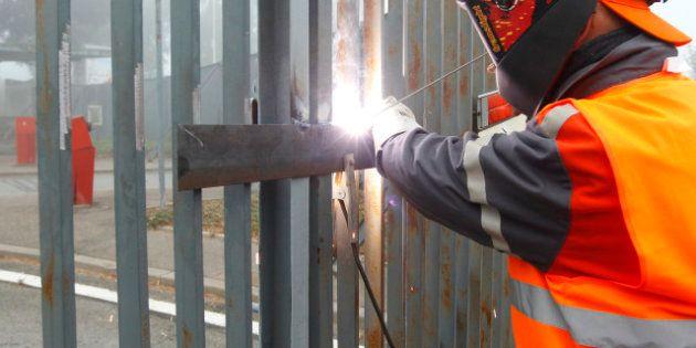 PHOTOS. ArcelorMittal: la fermeture définitive des hauts fourneaux de Florange, l'usine