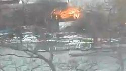 Etats-Unis: 2 pompiers tués par balle en intervenant sur un