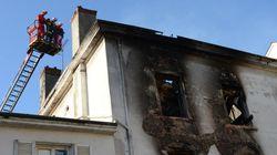Trois morts dans l'incendie d'une usine désaffectée à