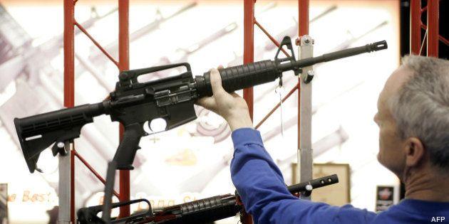 Les ventes d'armes ont bondi aux Etats-Unis depuis la fusillade de