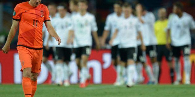 Euro 2012, Groupe B: Les Pays-Bas au bord du gouffre, le Portugal en