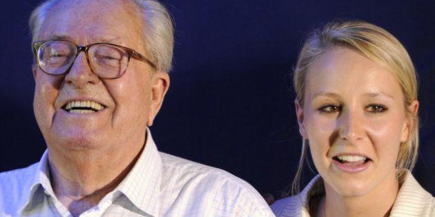 VIDÉO. FN : Marion Maréchal-Le Pen, Gilbert Collard, la fausse victoire du Front national aux