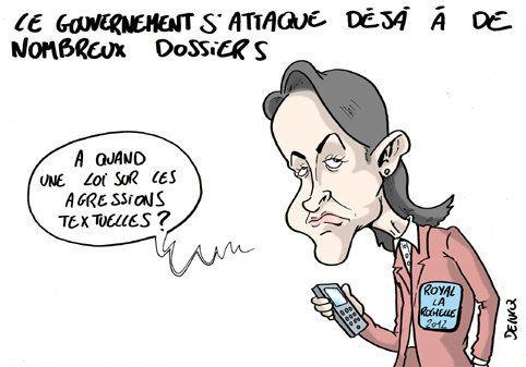 Ségolène Royal: et