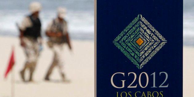 G20: la zone euro vient chercher de l'aide au sommet