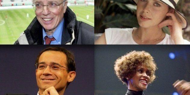PHOTOS. Les morts de l'année 2012 qui ont marqué les