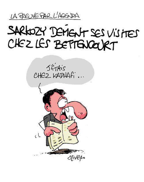 Sarkozy: la preuve par
