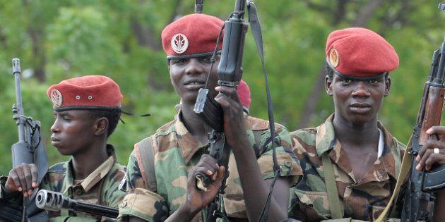 L'ambassade de France en Centrafrique attaquée par des manifestants inquiets de l'avancée des