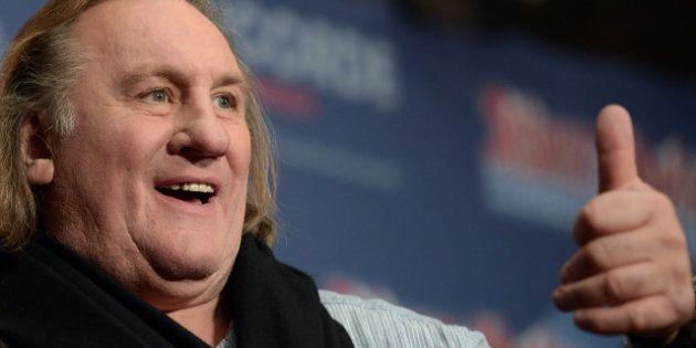 PHOTOS. Exil fiscal de Gérard Depardieu: Tapie, Leclerc, Torreton, Semoun, Macias... qui le soutient,...
