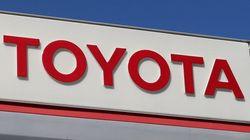 Toyota va payer 1,1 milliard de