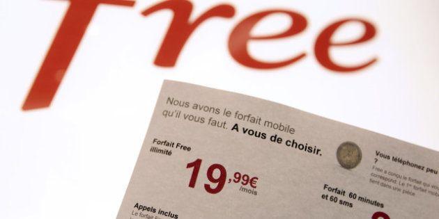 Free Mobile : 3,6 millions d'abonnés en juin 2012 et une part de marché de