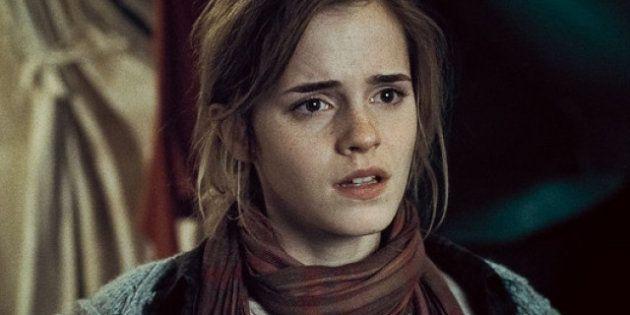 PHOTOS. Emma Watson révèle son amour pour Drago, le méchant sorcier du casting d'Harry