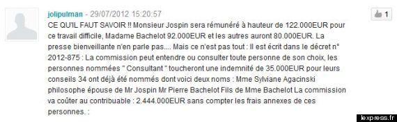 Roselyne Bachelot porte plainte contre X pour diffamation dans le cadre de la Commission